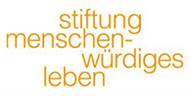 stiftung-menschenwürdiges-leben Logo
