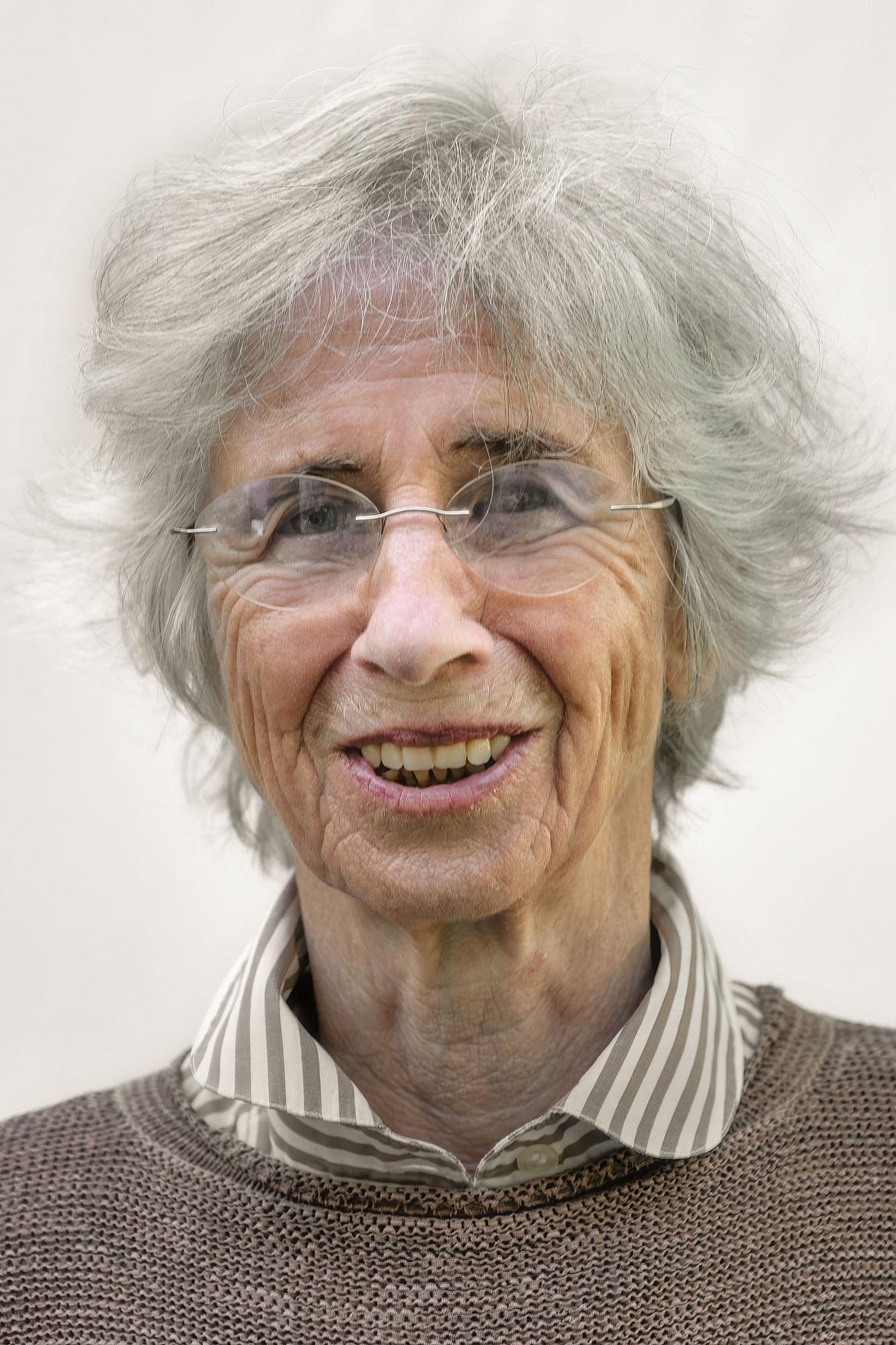 Stifterin Ingrid von Hänisch