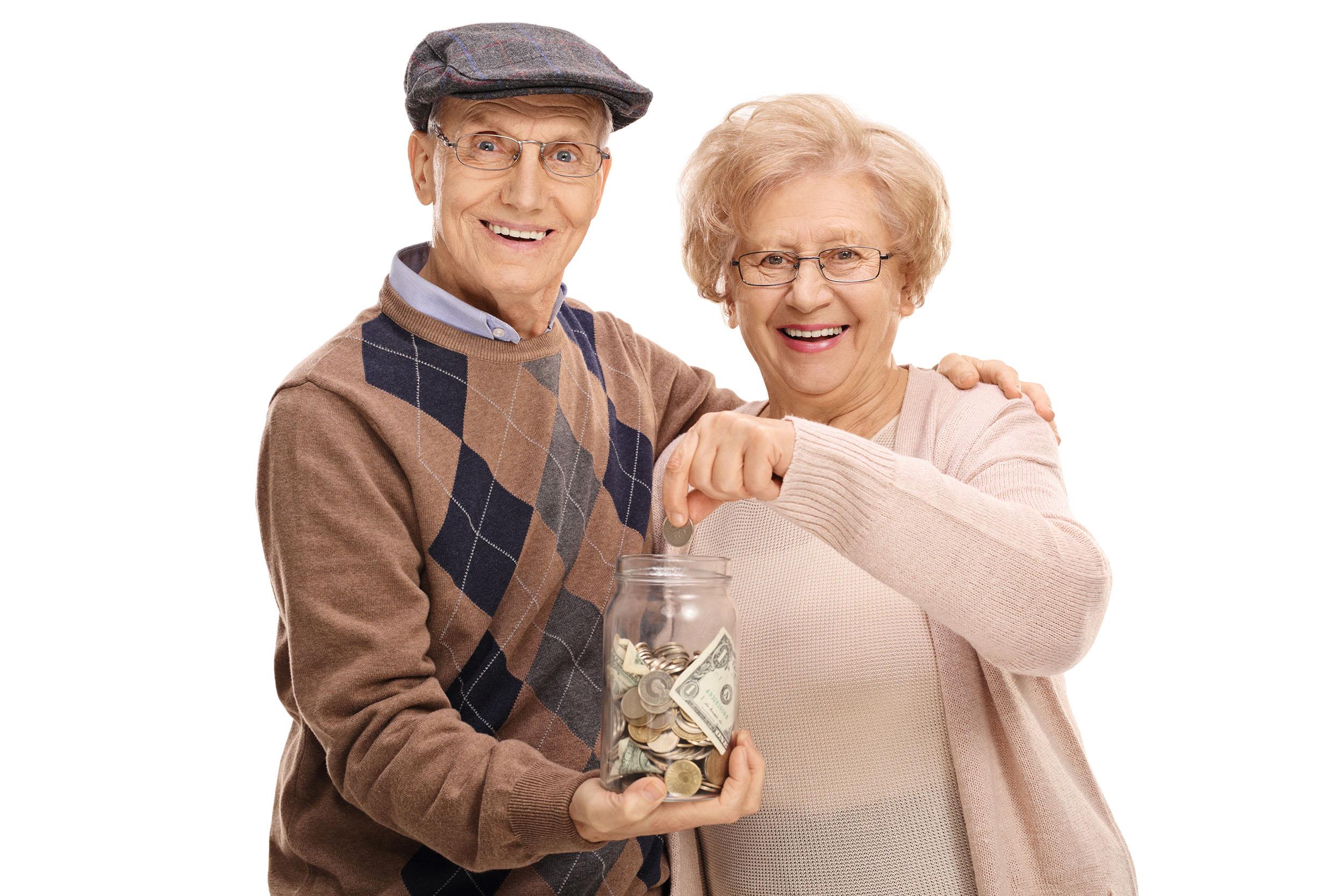Älteres Ehepaar gibt Zuwendung für Stiftung